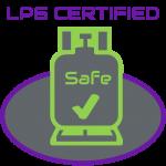 Gas Checks icon lpg